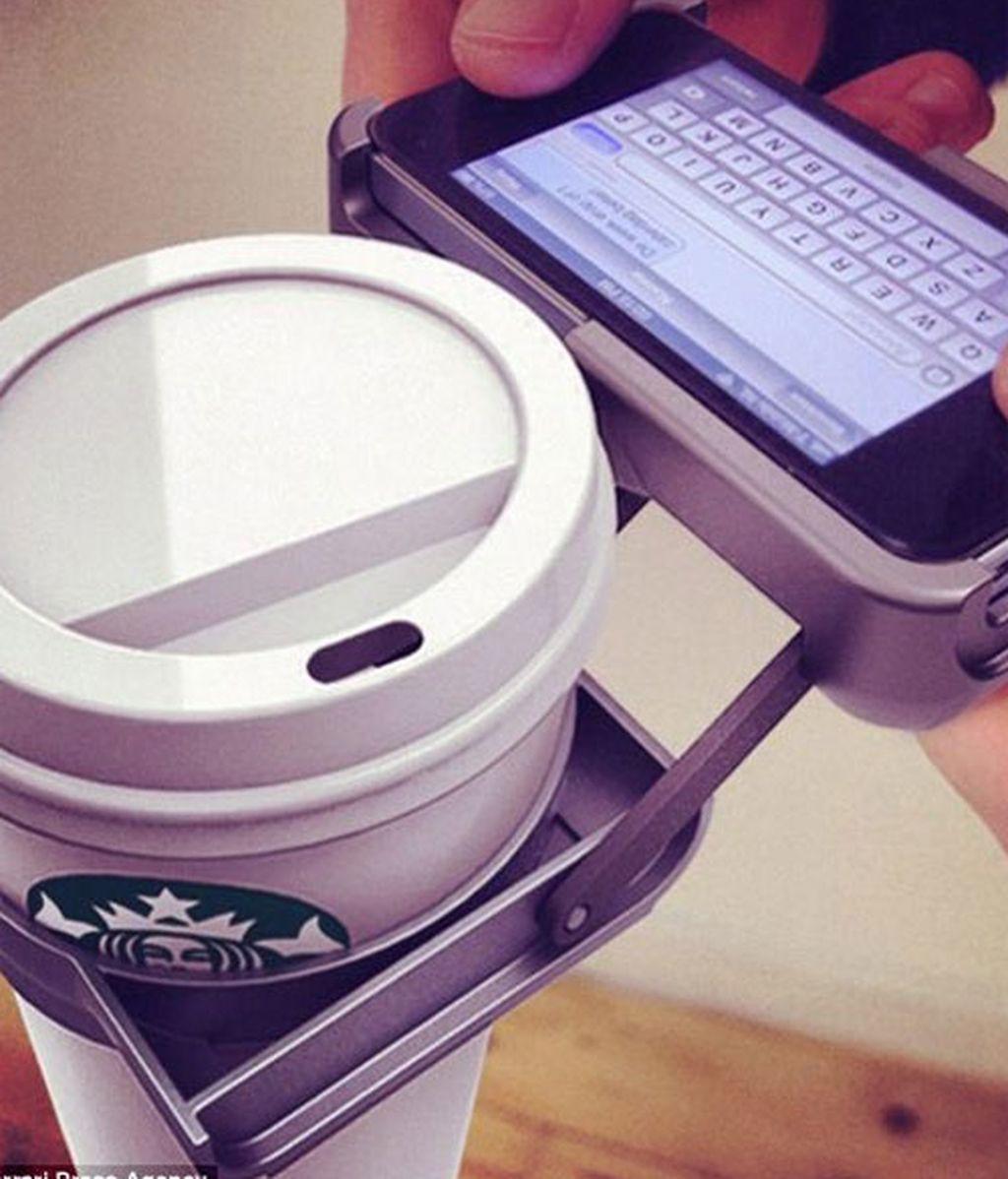 Un invento para el iPhone