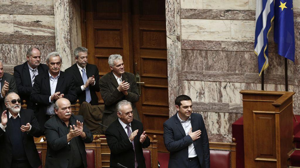 La Bolsa griega, preocupada ante el discurso de Tsipras