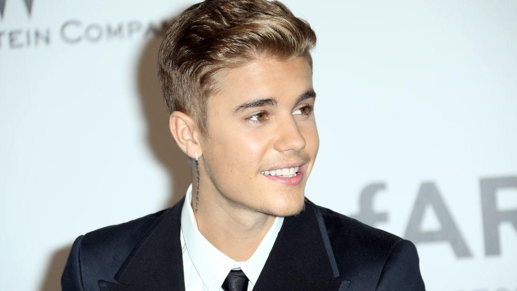 Justin Bieber en Cannes