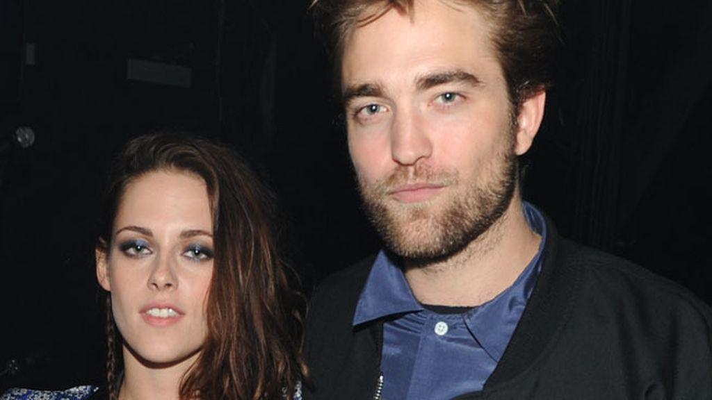 Robsten (Robert Pattinson y Kristen Stewart)