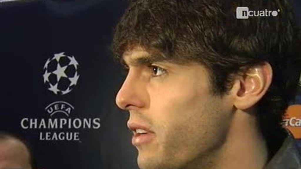 Los malos gestos de Kaká y la explicación del brasileño