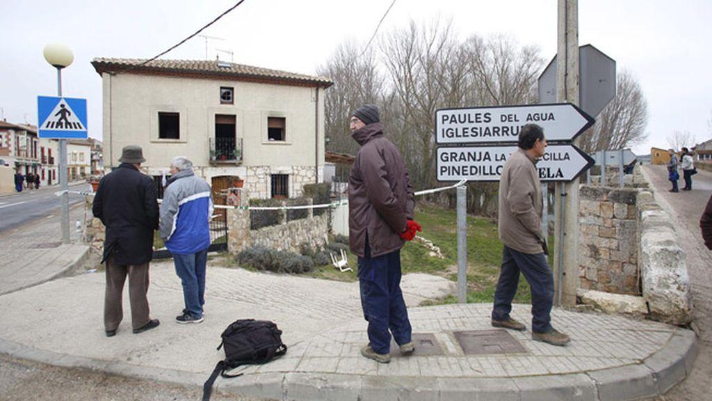 Tragedia en Burgos en una casa rural