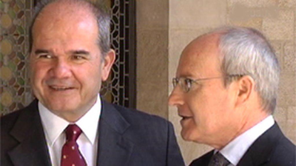"""Chaves admite que el la sentencia del Estatut ha causado un """"posible brecha"""" entre Cataluña y el Estado"""