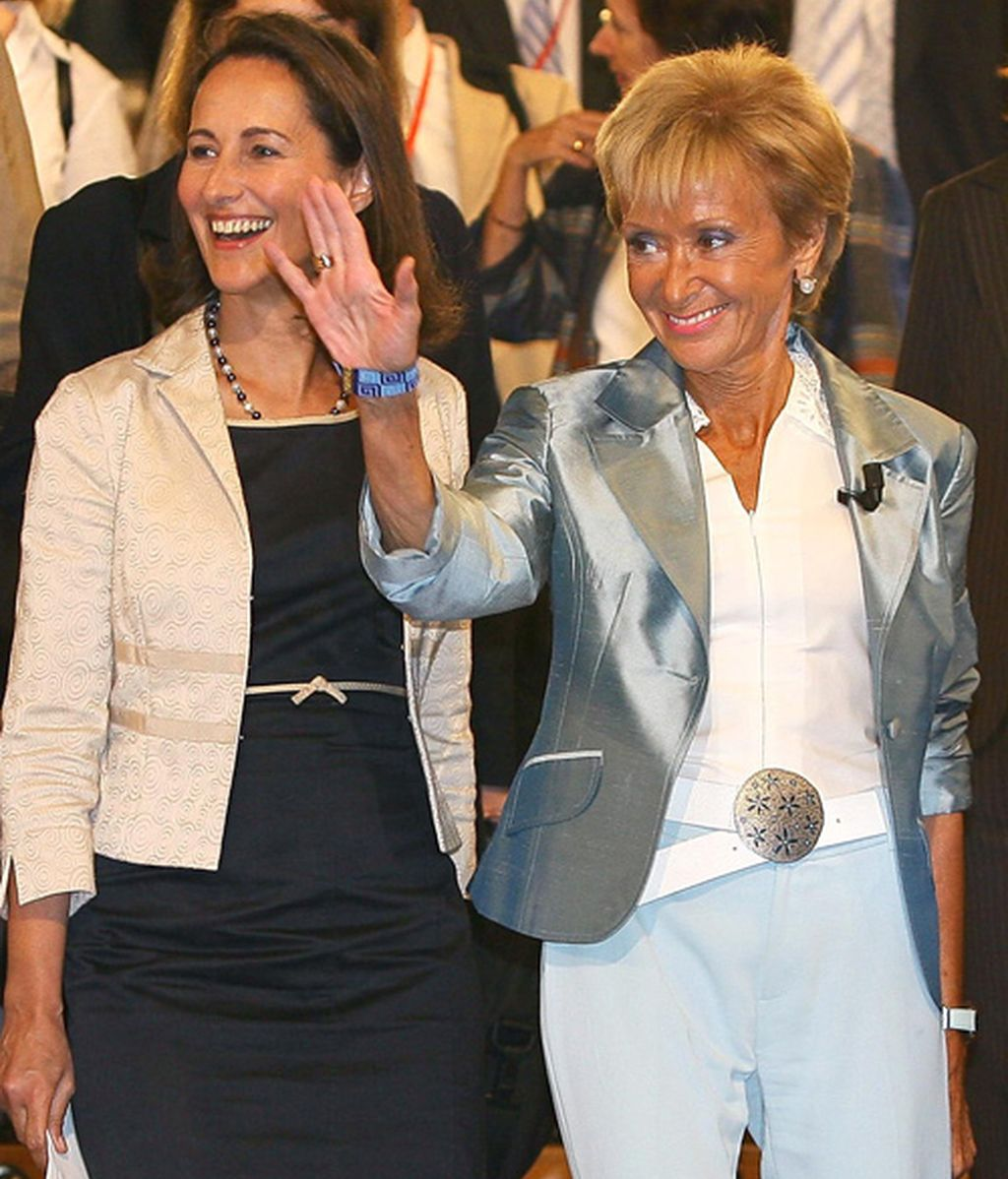 Las campanadas estilísticas de María Teresa Fernández