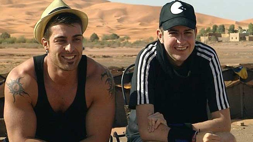 Dani y David, de '¿Quién quiere casarse con mi hijo?'