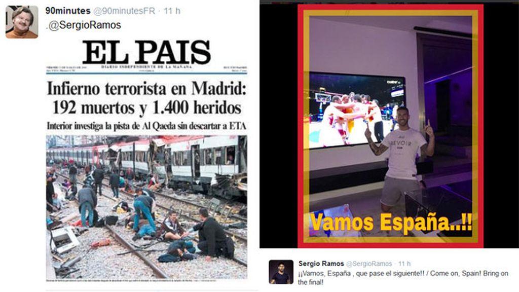 Sergio Ramos,Francia,Madrid