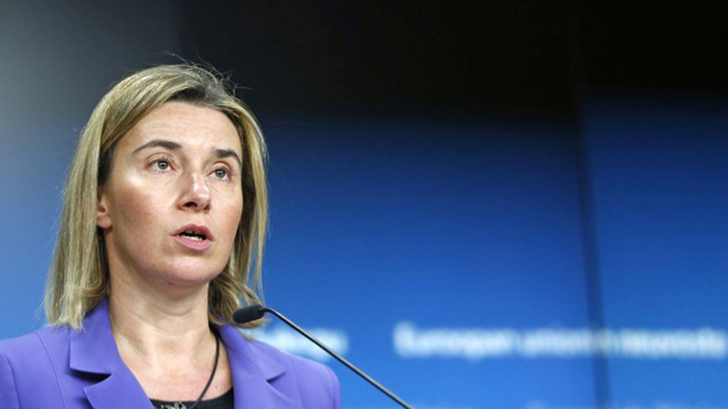 La UE advierte de que la tensión Irán-Arabia Saudí pone en peligro el proceso de paz en Siria