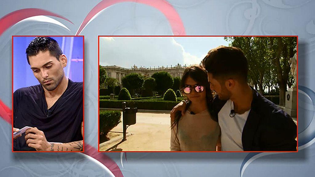 """Sofía: """"Tengo la sensación de que Hugo es como mi novio"""""""