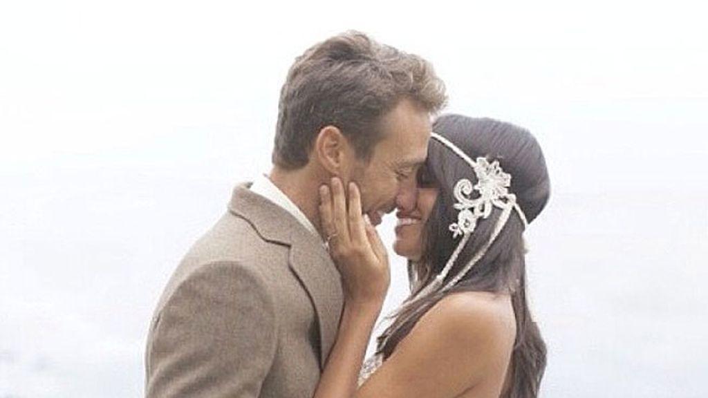 Raquel del Rosario se casa