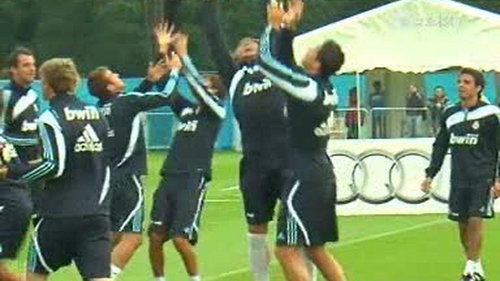 Tras 10 intensos días el Real Madrid vuelve a España