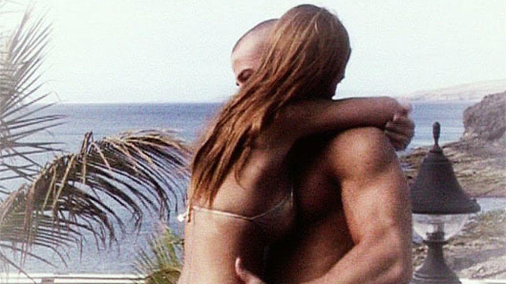Tamara y Rafa, pasión en Lanzarote