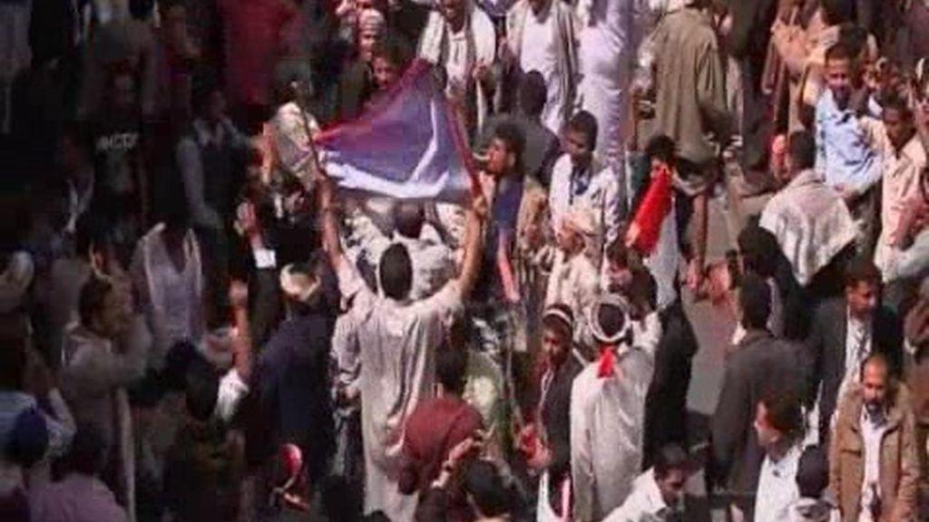 Las revueltas en el mundo árabe suben de temperatura