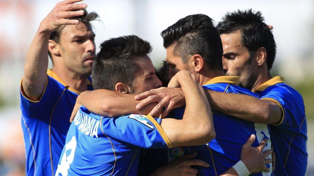 Getafe 1 - 0 Málaga