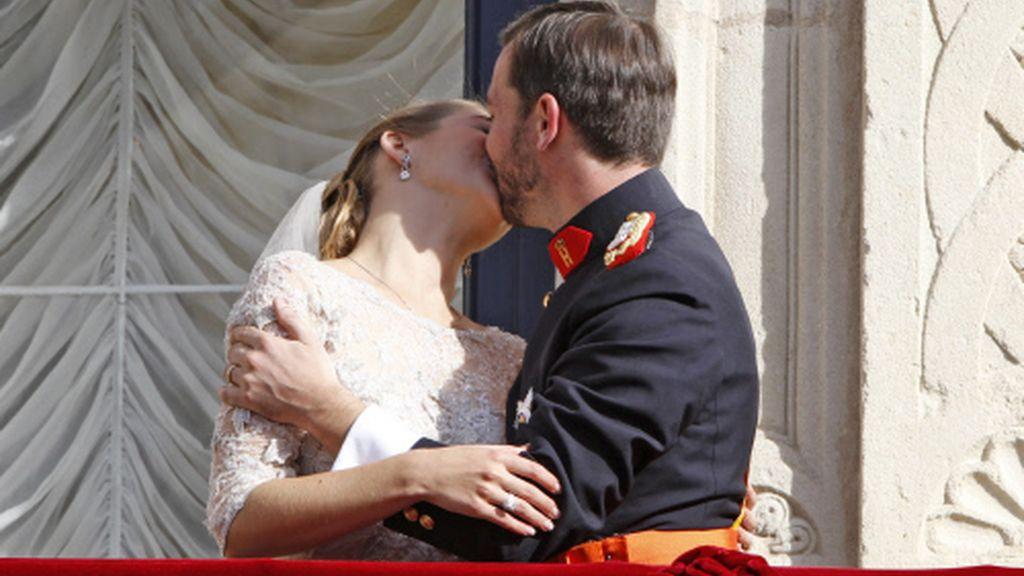 ¡¡¡El beso, el beso!!!