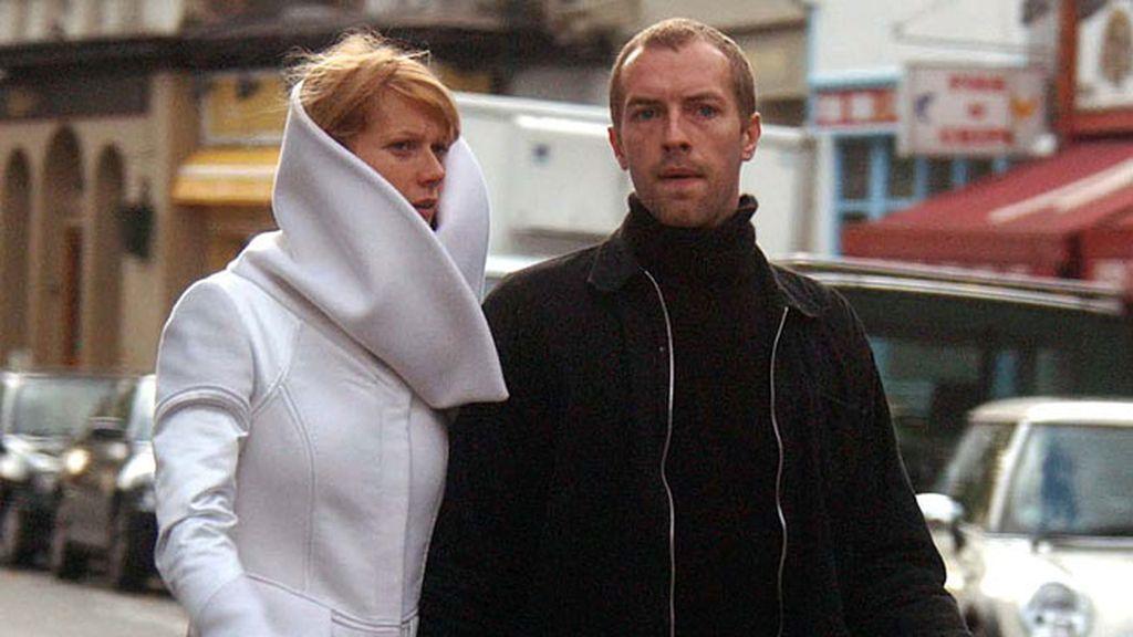 Ella dejó Hollywood para trasladarse a Londres con el cantante de 'Coldplay'