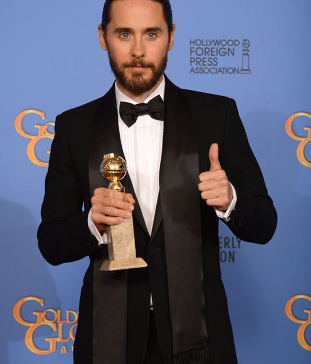Jared Leto, mejor actor de reparto