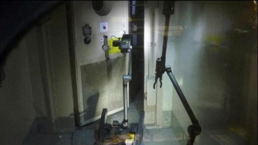 Robots de reconocimiento en Fukushima
