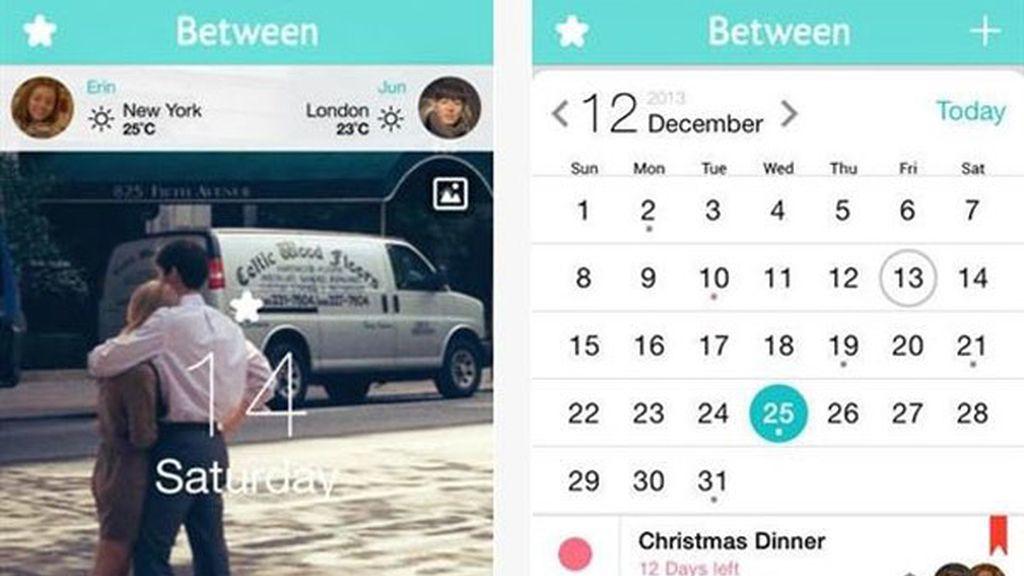 Between, la red social para parejas, alcanza los 5 millones de descargas