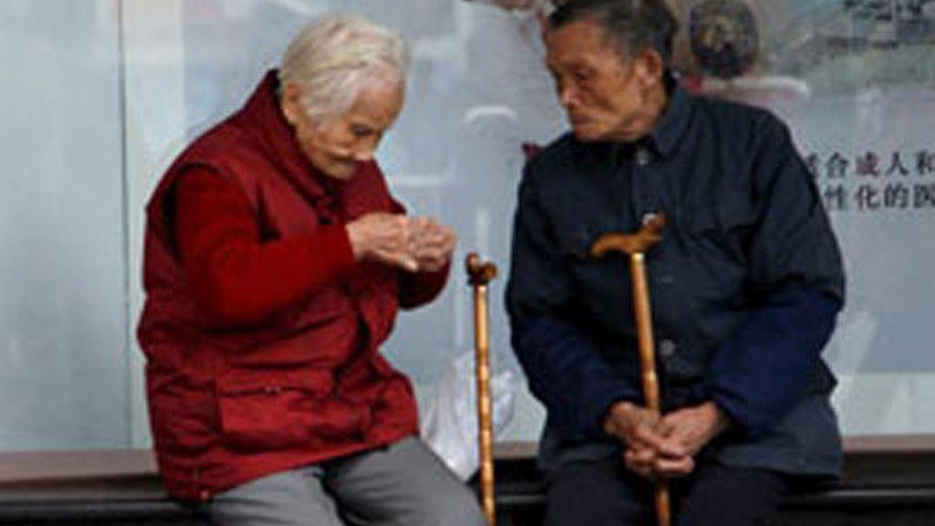 La paraja compartirá record con un matrimonio británico y otro taiwanes