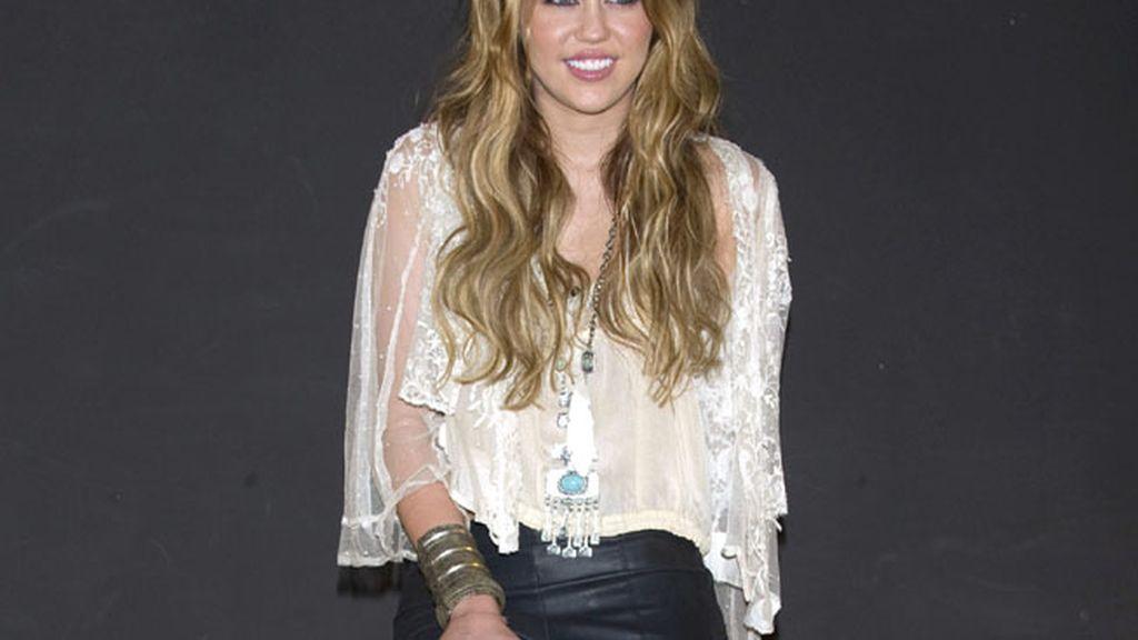 El armario de Miley Cyrus