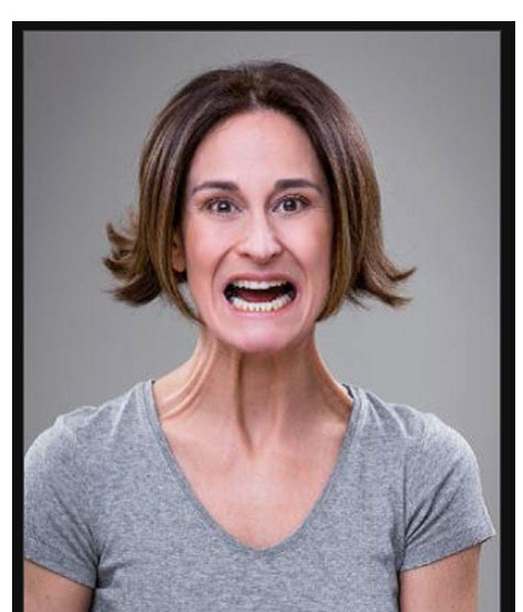 Gimnástica facial para quitarte años