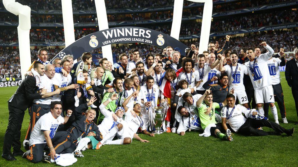 La Final de Champions, en imágenes