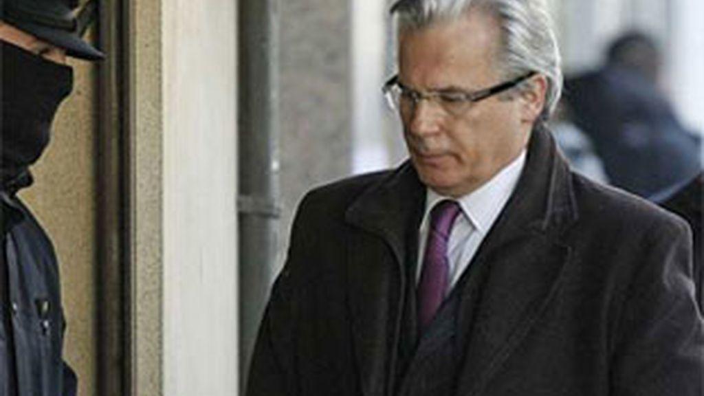 Imagen de archivo del juez de la Audiencia Nacional, Baltasar Garzón. Foto: EFE.