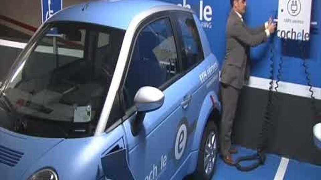 El coche eléctrico busca un hueco en el mercado