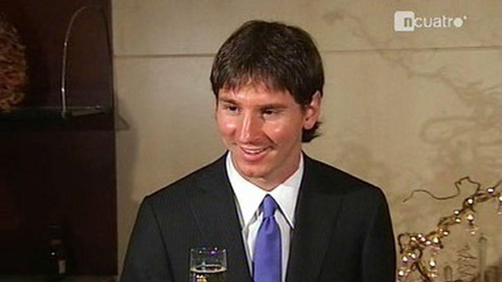 Messi gana también el FIFA World Player
