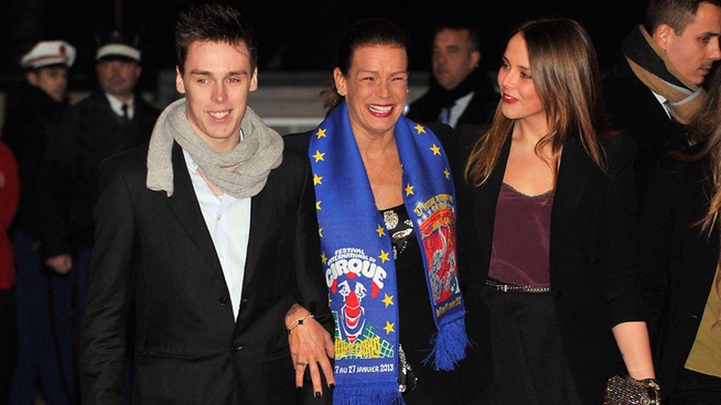 Visita a la carpa con Pauline, Louis y Camille