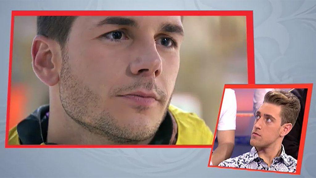 """Adrián: """"Samira puede crearse una mala imagen de facilona"""""""