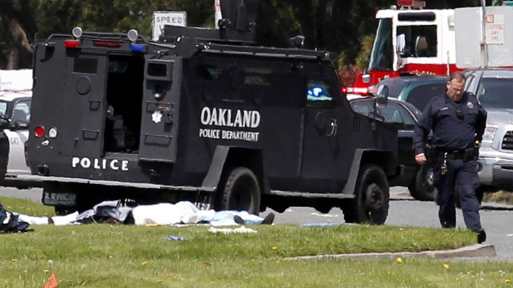 Matanza en una universidad católica en Oakland