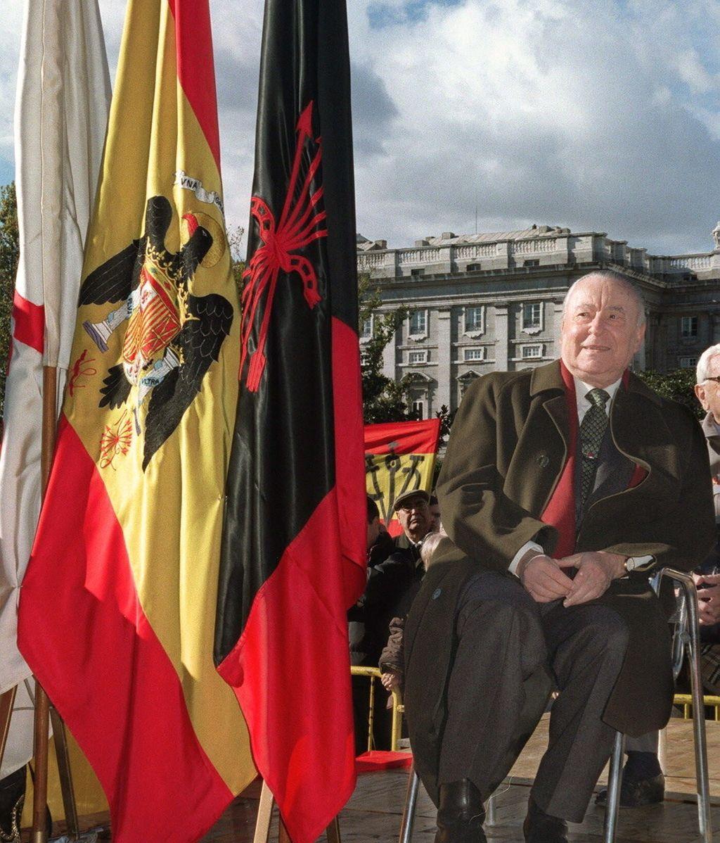 Muere a los 95 años el histórico líder de la ultraderecha Blas Piñar