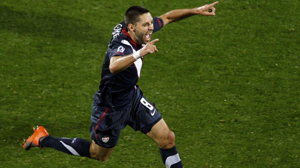 B ) El empate de Dempsey (EEUU)