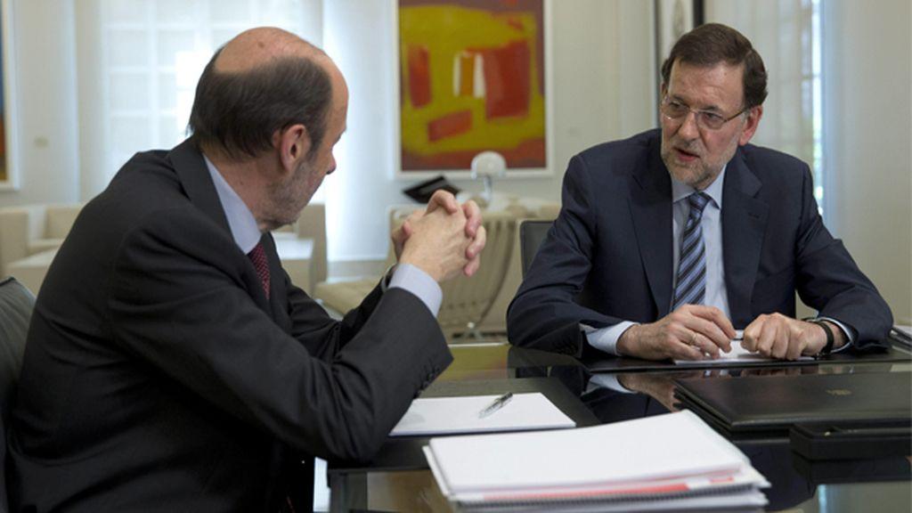 El Congreso debate el pacto sellado por PP y PSOE para el Consejo Europeo