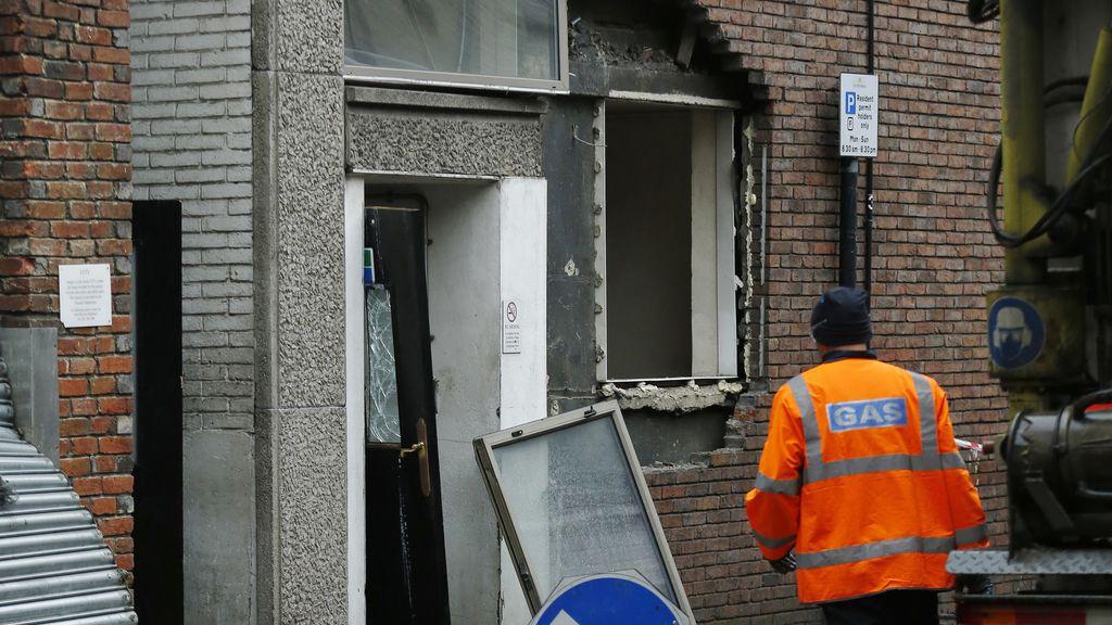 Aumentan a 14 los heridos por una explosión de gas en un hotel del centro de Londres
