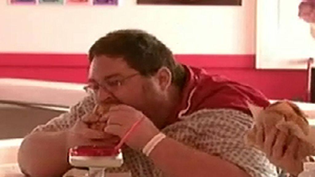 8.000 calorías en un bocadillo. Vídeo: Informativos Telecinco.