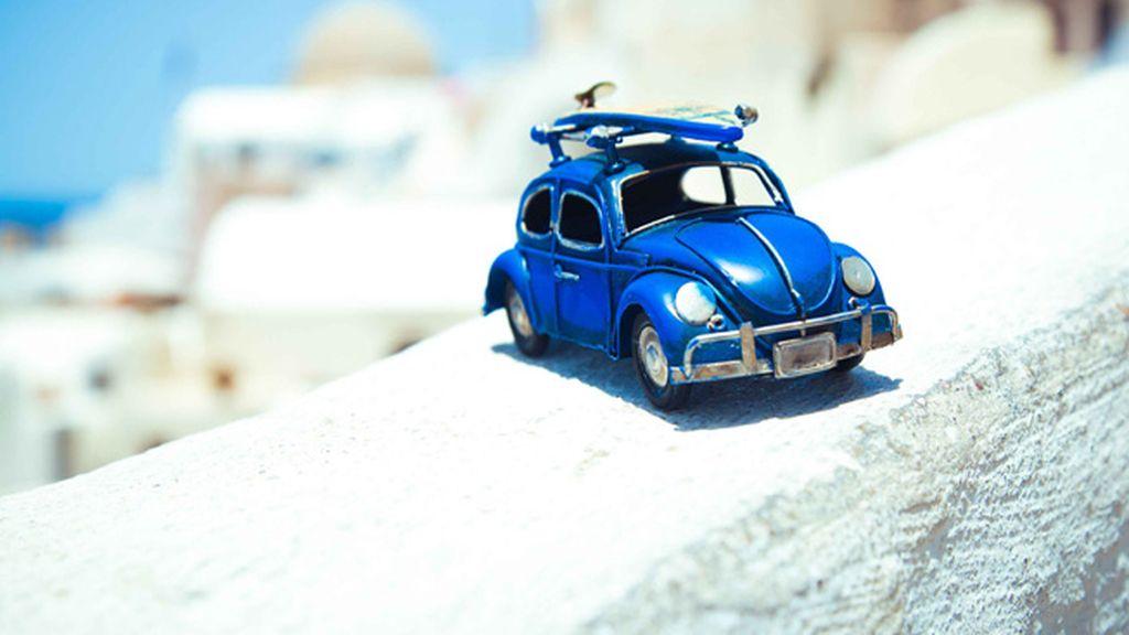 Coches de aventura… de juguete
