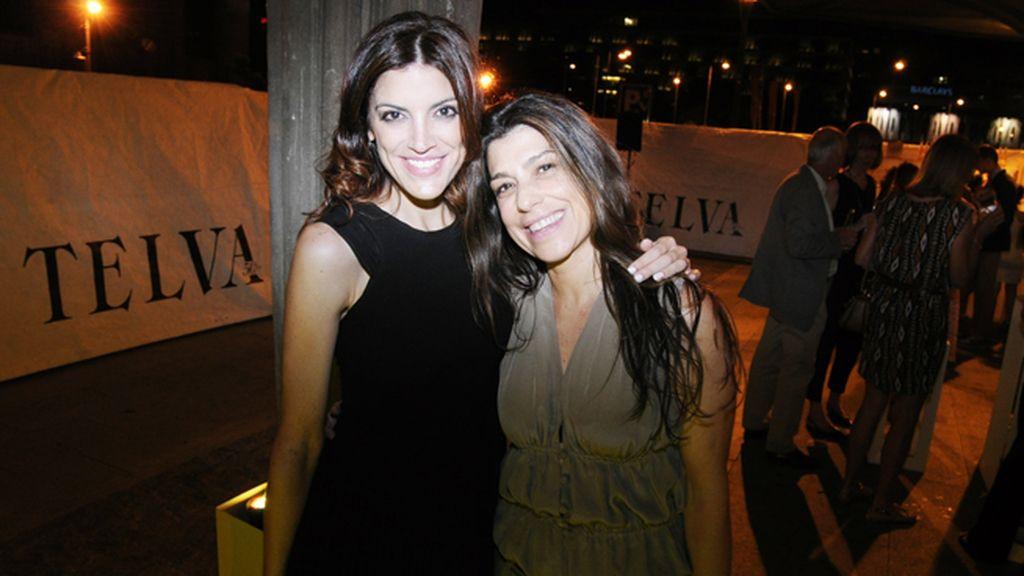 Jimena Mazucco y Eva Revuelta, de Folli Follie