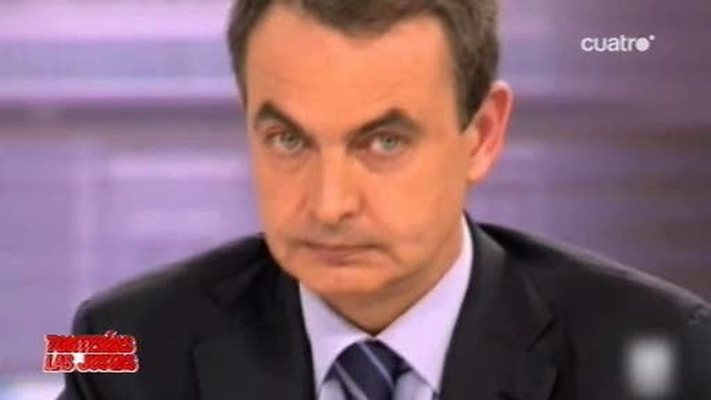 En exclusiva, los 'soplos' de los discursos de Zapatero
