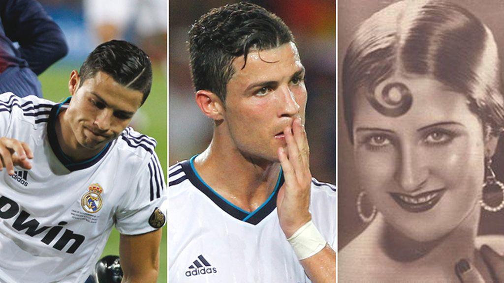 Cristiano evoluciona durante los partidos