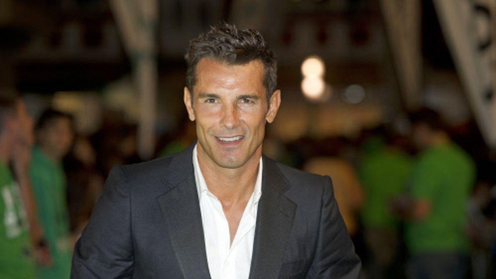 El presentador de 'La Voz', Jesús Vázquez