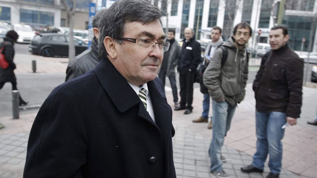 Vicente Belda llega al juicio por la Operación Puerto
