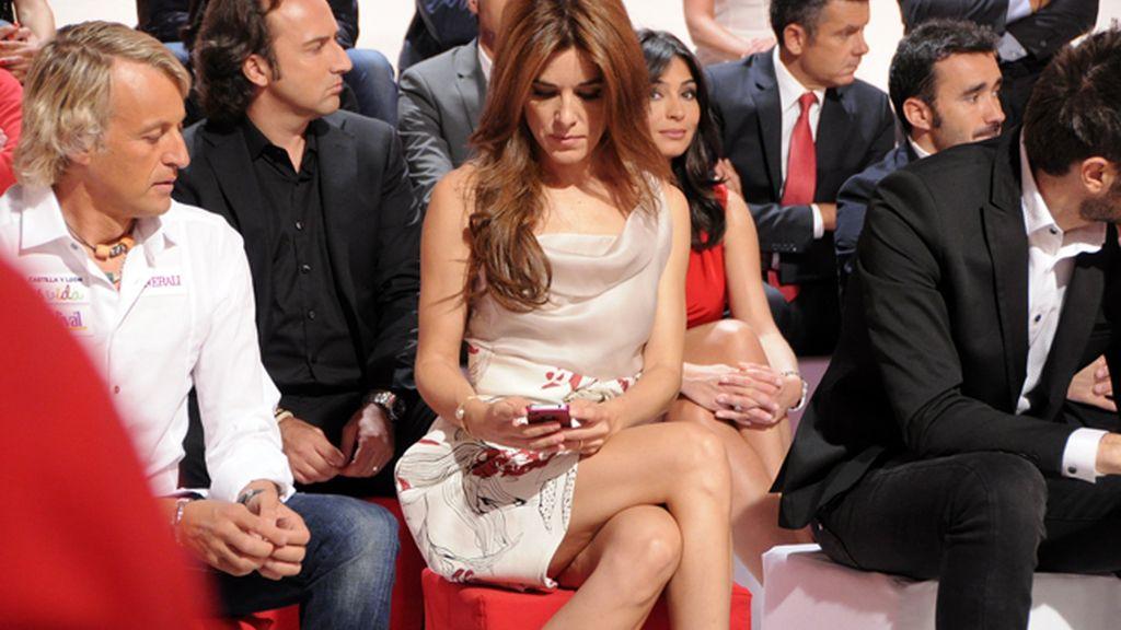 Raquel Sánchez Silva también compartió las novedades de Cuatro a través de Twitter