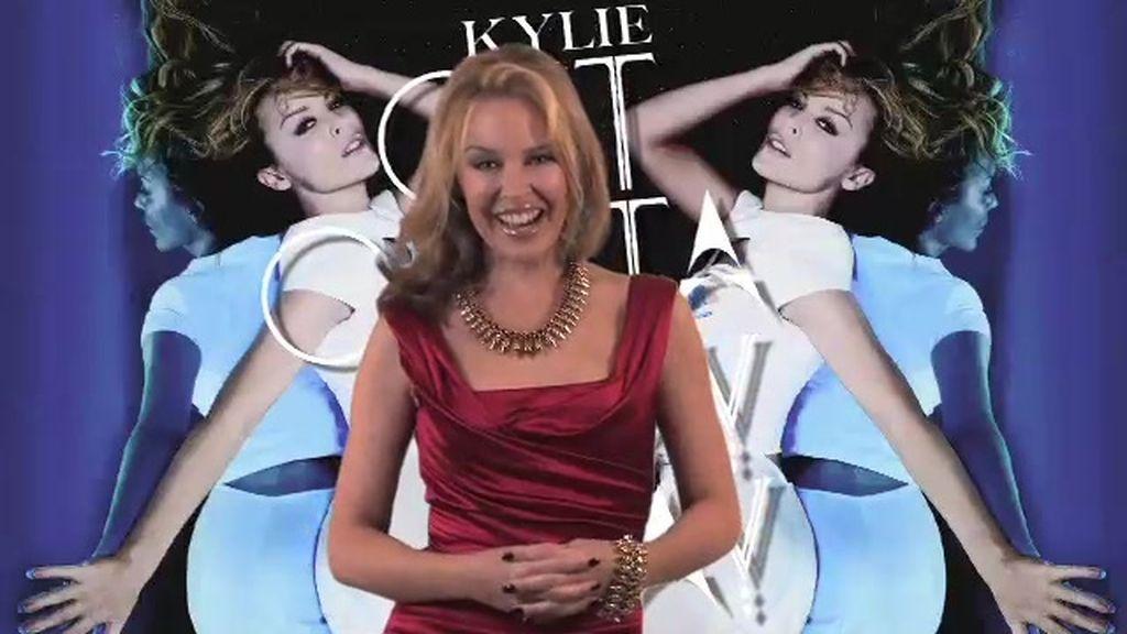 ¡Kilye Minogue os agradece a todos la sorpresa del Flashmob!
