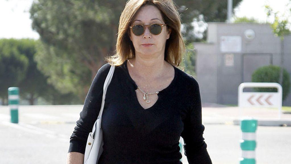 Fallece la madre de Ana Rosa Quintana
