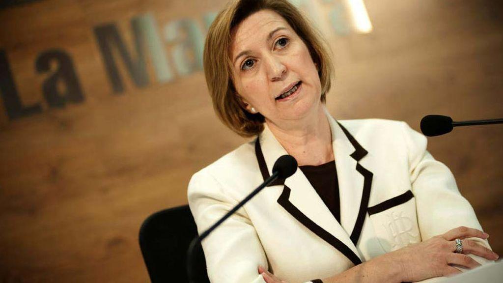 María Luisa Araujo, ex vicepresidenta del Gobierno de Castilla La Mancha