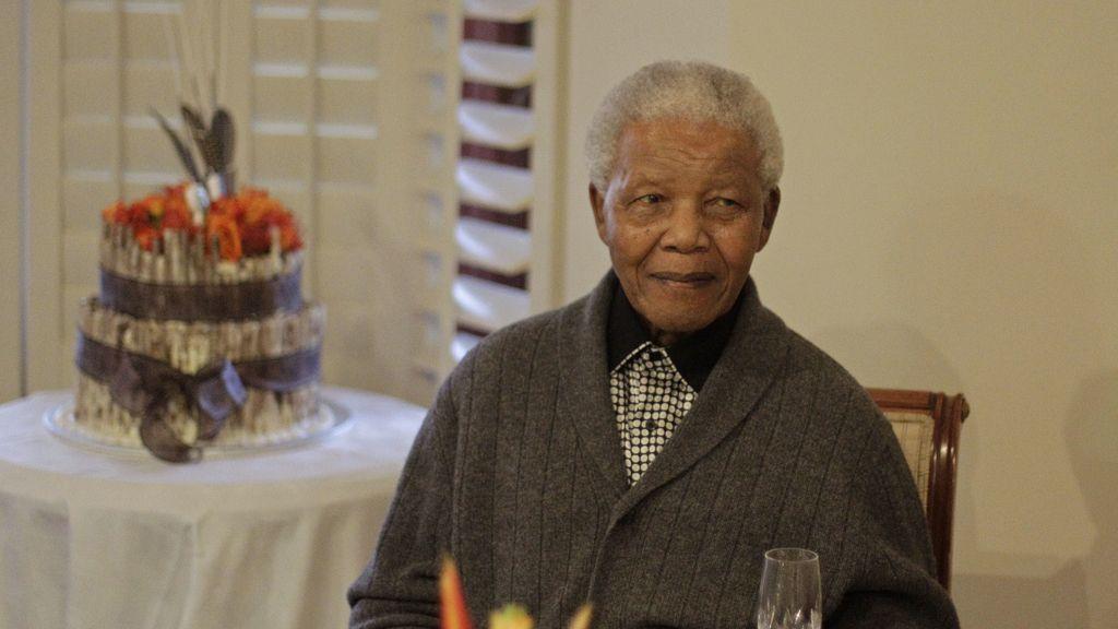 Mandela, grave en el hospital