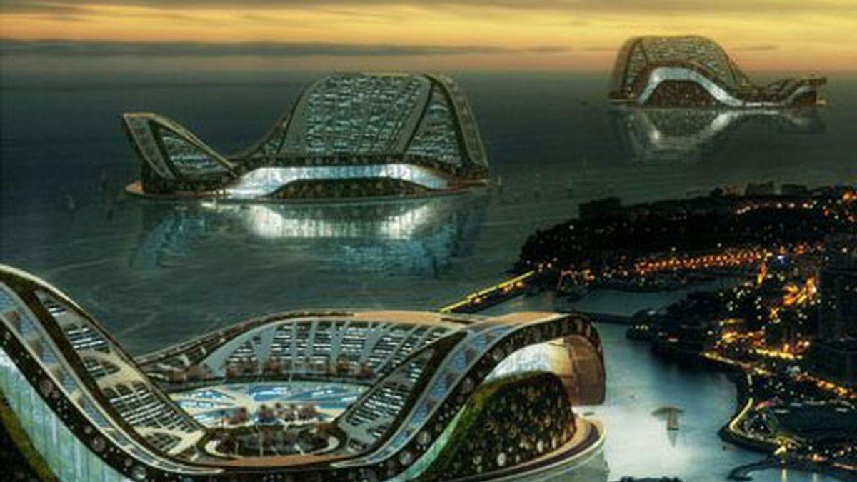 Prototipo presentado por el arquitecto Vincent Callebaut.