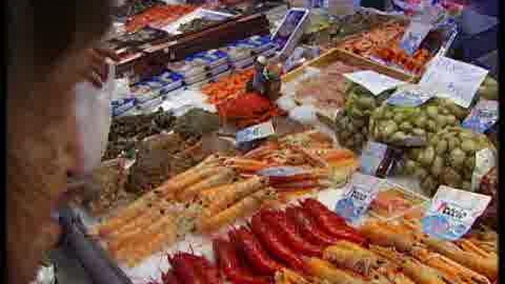 Se dispara el precio del marisco